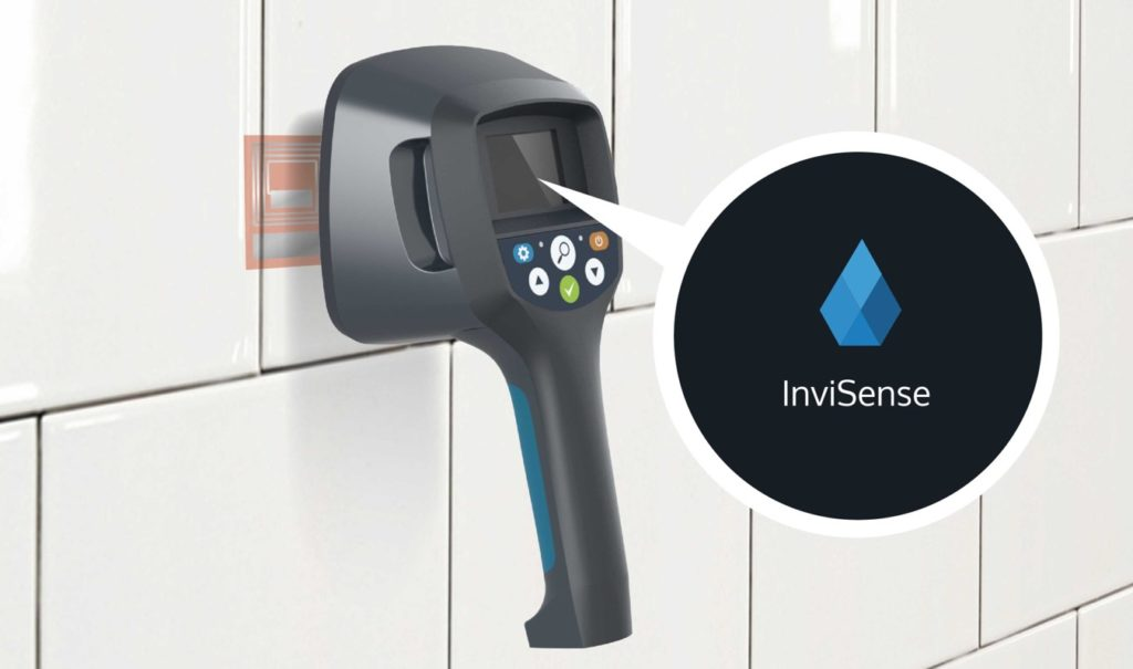 Invisense scanner